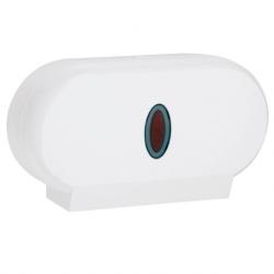 CLASSIC podwójny pojemnik rolkowy na papier toaletowy