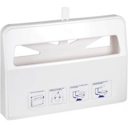 Pojemnik na nakładki toaletowe