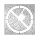 """Piktogram """"zakaz używania telefonów"""""""